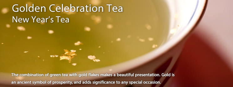 Golden Celebration Tea